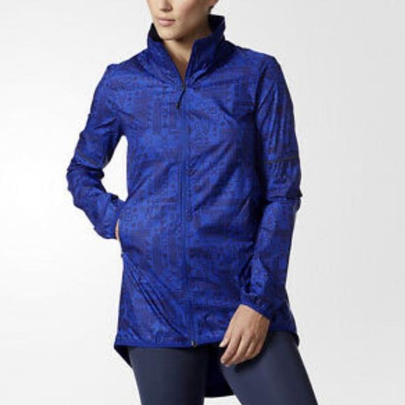 adidas Jackets & Blazers - adidas Supernova Tokyo Graphic Jacket